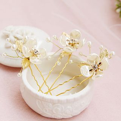 constello - Flower Hair Clip