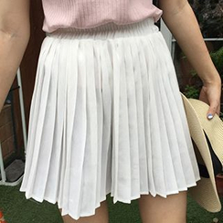 Dute - Accordion Skort