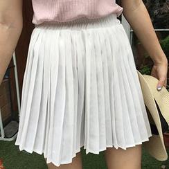 Dute - 风琴褶裙裤