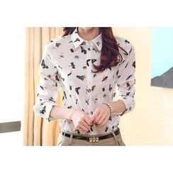 Didisa - Insects Print Shirt