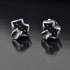 潮野 - 單飾釘耳環