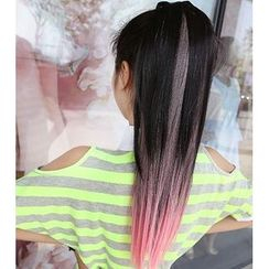 SEVENQ - Gradient Dyed Ponytail