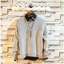 Sundipy - Striped Sweater