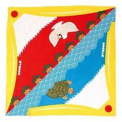 cochae - cochae : Fuku Cochae Wrapping Cloth (Mount Fuji)