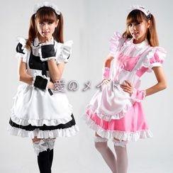 Kaguya - Maid Party Costume