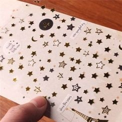 Tivi Boutique - Metallic Star Sticker