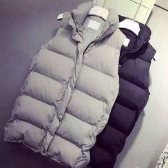 lilygirl - Plain Padded Vest