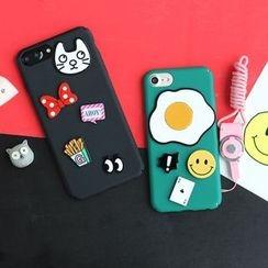 KANNITE - 卡通手机套 - iPhone 7 / 7 Plus / 6s / 6s Plus