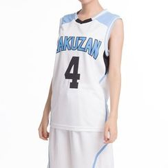 Comic Closet - Kuroko's Basketball Akashi Seijuro Cosplay Costume