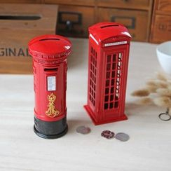 Foresty - Telephone Booth Money Bank
