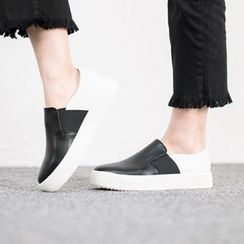 VIVIER - Color-Block Sneakers