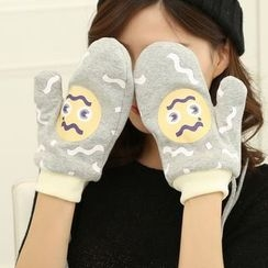 Ganki - 印花手套
