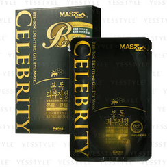 Mask house - Celebrity Bee-Tox Lighting Gel Eye Mask