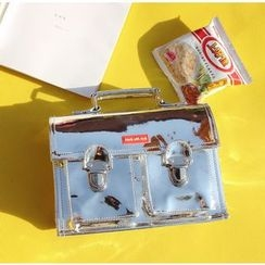Bolso - 印花手提包