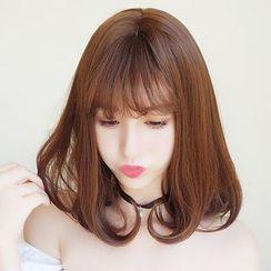 Hairess - 中假髮 - 波浪