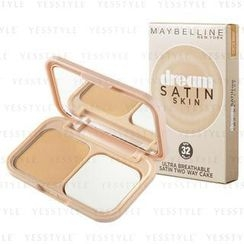 Maybelline New York - Ultra Breathable Satin Two Way Cake SPF 32 PA+++ (#OC2 Natural Ochre)