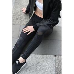 Ariana - 网纱运动内搭裤