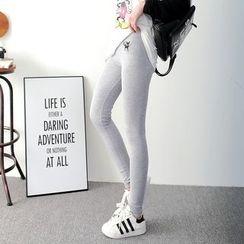 DORRIE - Printed Leggings