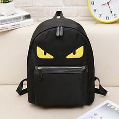 miim - Monster Print Backpack