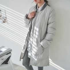 JUSTONE - Zip-Up Padded Coat