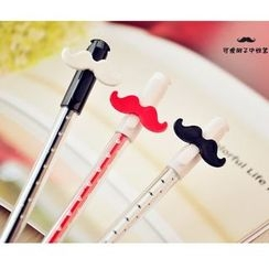 School Time - Mustache Pen