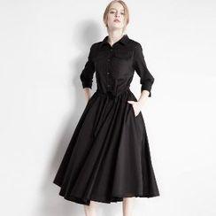 Halona - Shirtdress