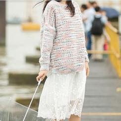Onyu - 蕾絲背心裙