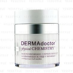 DERMAdoctor - Physical Chemistry Facial Microdermabrasion + Multiacid Chemical Peel
