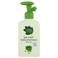 Green Finger - Baby Shampoo 320ml