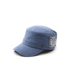 Ohkkage - Patched Washed Military Cap