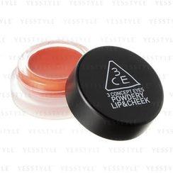 3 CONCEPT EYES - Powdery Lip & Cheek (Linggo Hoho)