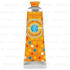 L'Occitane 歐舒丹 - 乳木果蜂蜜輕盈潤手霜