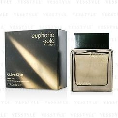 Calvin Klein 卡爾文克來恩 - Euphoria Gold Men Eau De Toilette Spray (Limited Edition)