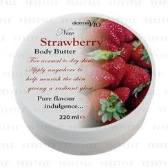 Derma V10 - Strawberry Body Butter
