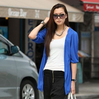 SO Central - 3/4-Sleeve Cardigan