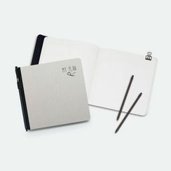 LIFE STORY - Illustrated Square Diary (M)