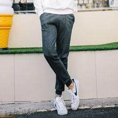 DANGOON - Seam-Front Jogger Pants