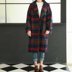 OTTI - Check Long Coat