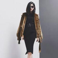 Sonne - Velvet Jacket