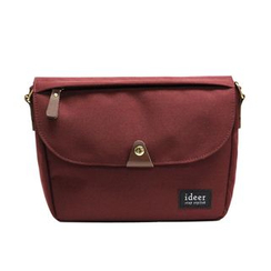 ideer - Tobi   - Camera Bag - Wine