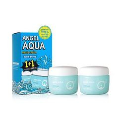 BEYOND - Angel Aqua Moist Cream 1+1 Set: Cream 150ml + 150ml