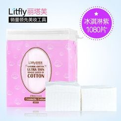 Litfly - Cotton Swabs