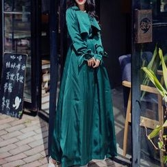 MUSI - Plain Coatdress