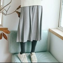 HotBlock - Knit Midi Skirt