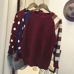 Polaris - 图案毛衣