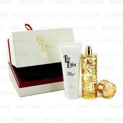 Lolita Lempicka - Elle LAime Coffret: Eau De Parfum Spray 80ml/2.7oz + Perfumed Body Lotion 100ml/3.4oz