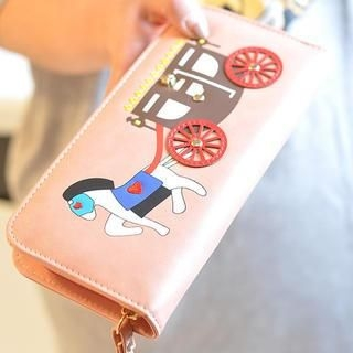 Youshine - Horse Carriage Long Wallet