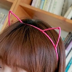 Azalea - Cat Ear Hair Band