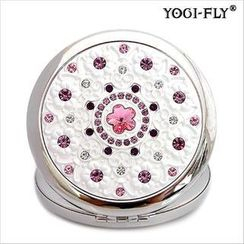 Yogi-Fly - Beauty Compact Mirror (JW005P)