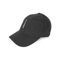 DABAGIRL - Lettering Cotton Baseball Cap
